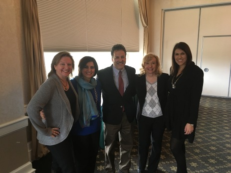 PRSA Mid-Atlantic District Quick Start Leadership Training for Chapter Leaders at Springfield (Va.) Golf and Country Club, on Saturday, Jan. 28, 2017